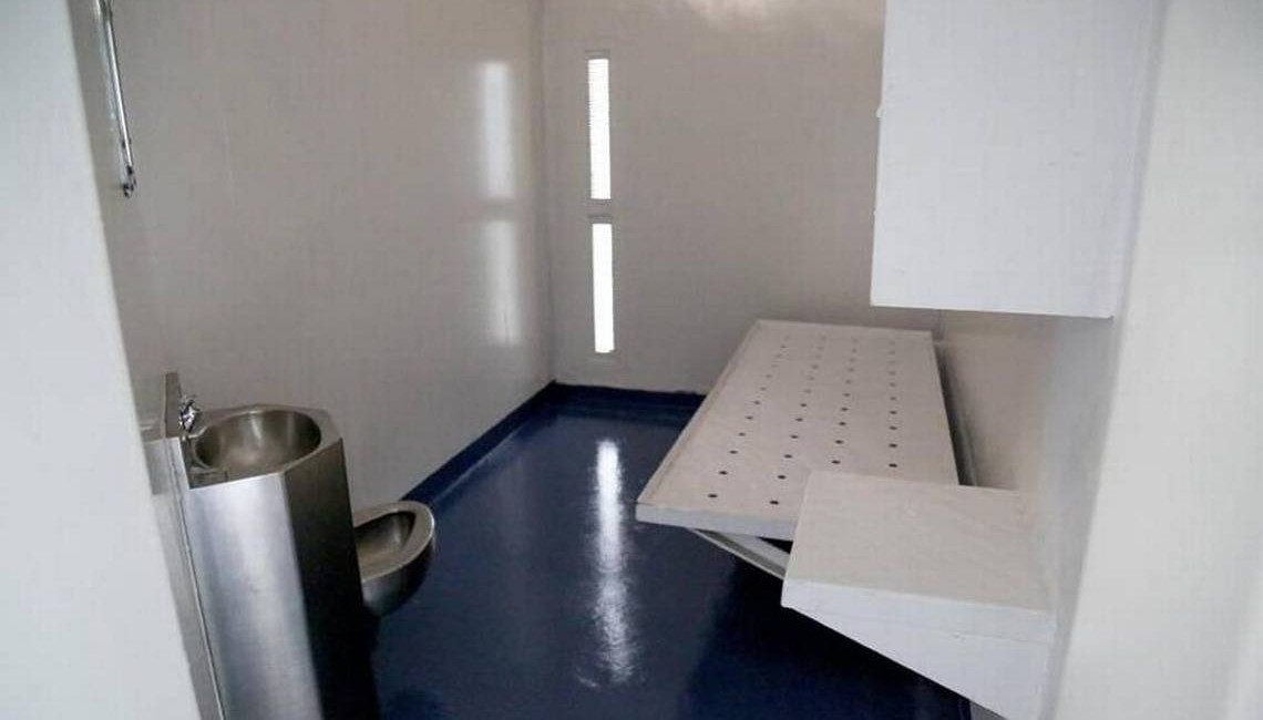 North Carolina Photo of cell in Unit One