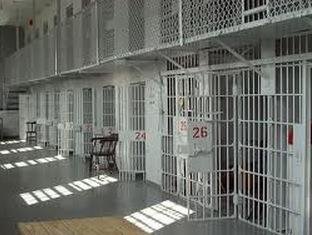 harris jail