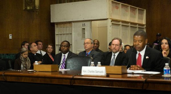 senate hearing 2012