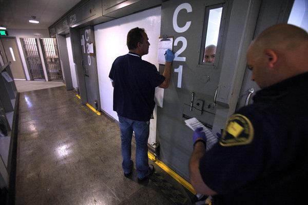 IMU at Stafford Creek Correctional Center, Credit: TONY OVERMAN