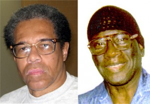 Woodfox and Wallace in recent photos.