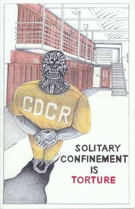 Solitary Confinement Is Torture, by Michael D. Russell