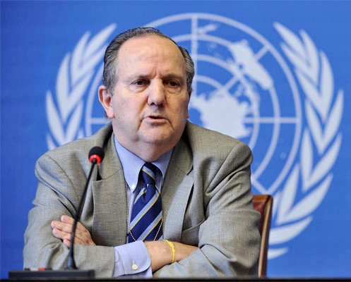 United Nations (UN) Special Rapporteur on Torture: Solitary Confinement in the United States Can Be Torture