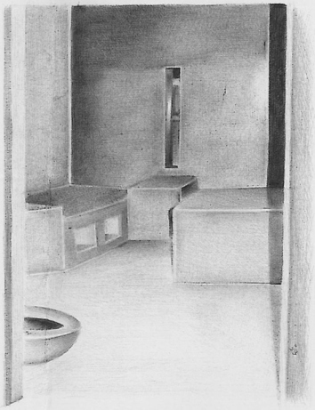 Solitary confinement at Corcoran SHU
