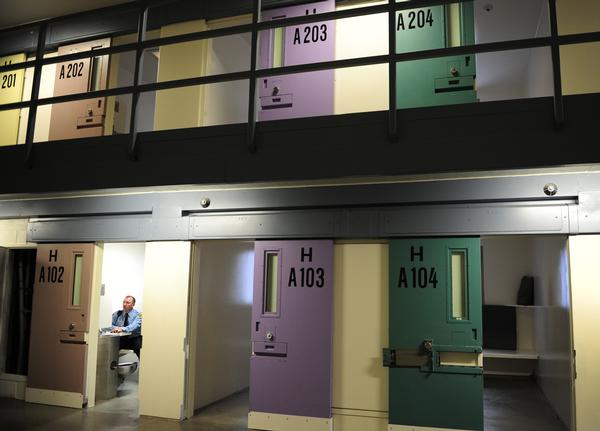 The administrative segregation unit at Colorado State Penitentiary (CSP) | Solitary Confinement