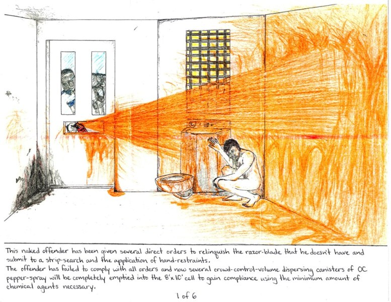 A Prisoner Describes His Torture