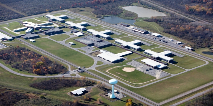 Five Points Correctional Facility in Upstate New York.