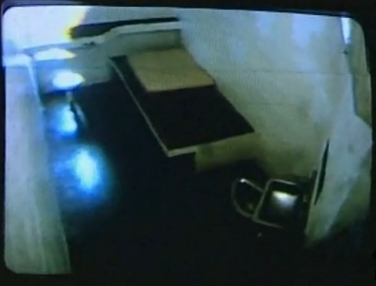 A cell at Utah State Prison, Draper's Uinta 1 facility