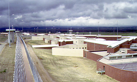 Federal supermax prison ADX Florence (Florence, Colarado)