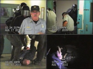 Charles Jason Toll | Excessive use of force and cell extraction from solitary confinement cell