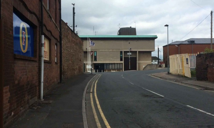 HMP Wakefield Video Still