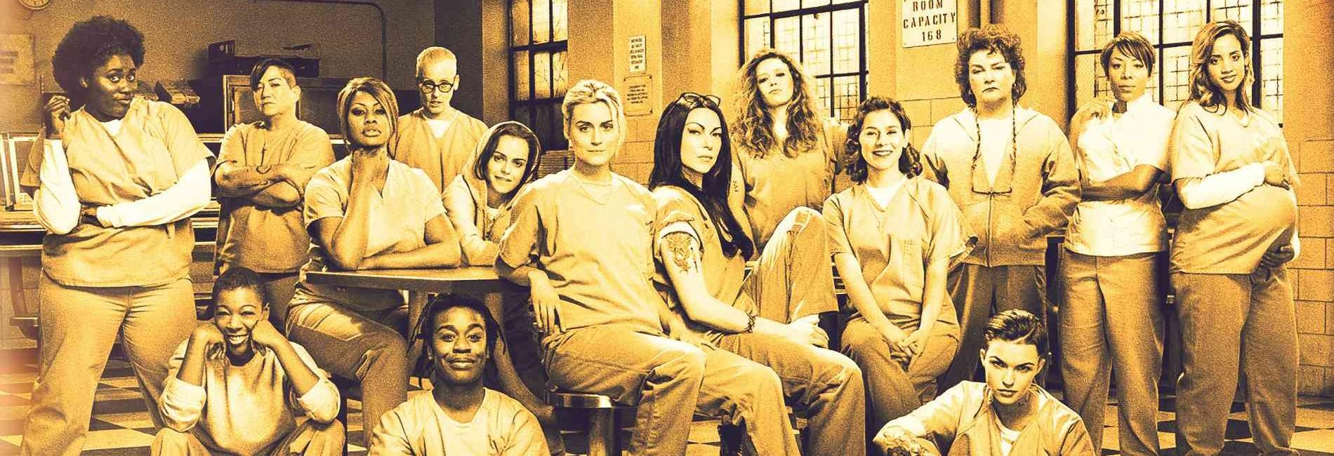 'Orange Is the New Black' Cast Photo