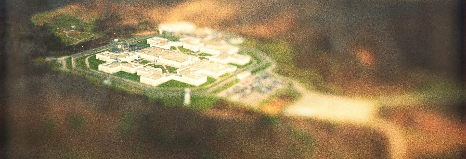 Red Onion State Prison (Aerial)
