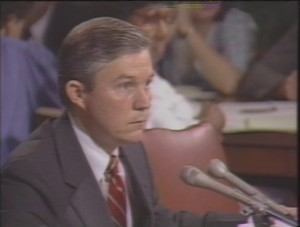 Jefferson Sessions 1985 Judicial Confirmation