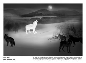 photoville white wolf