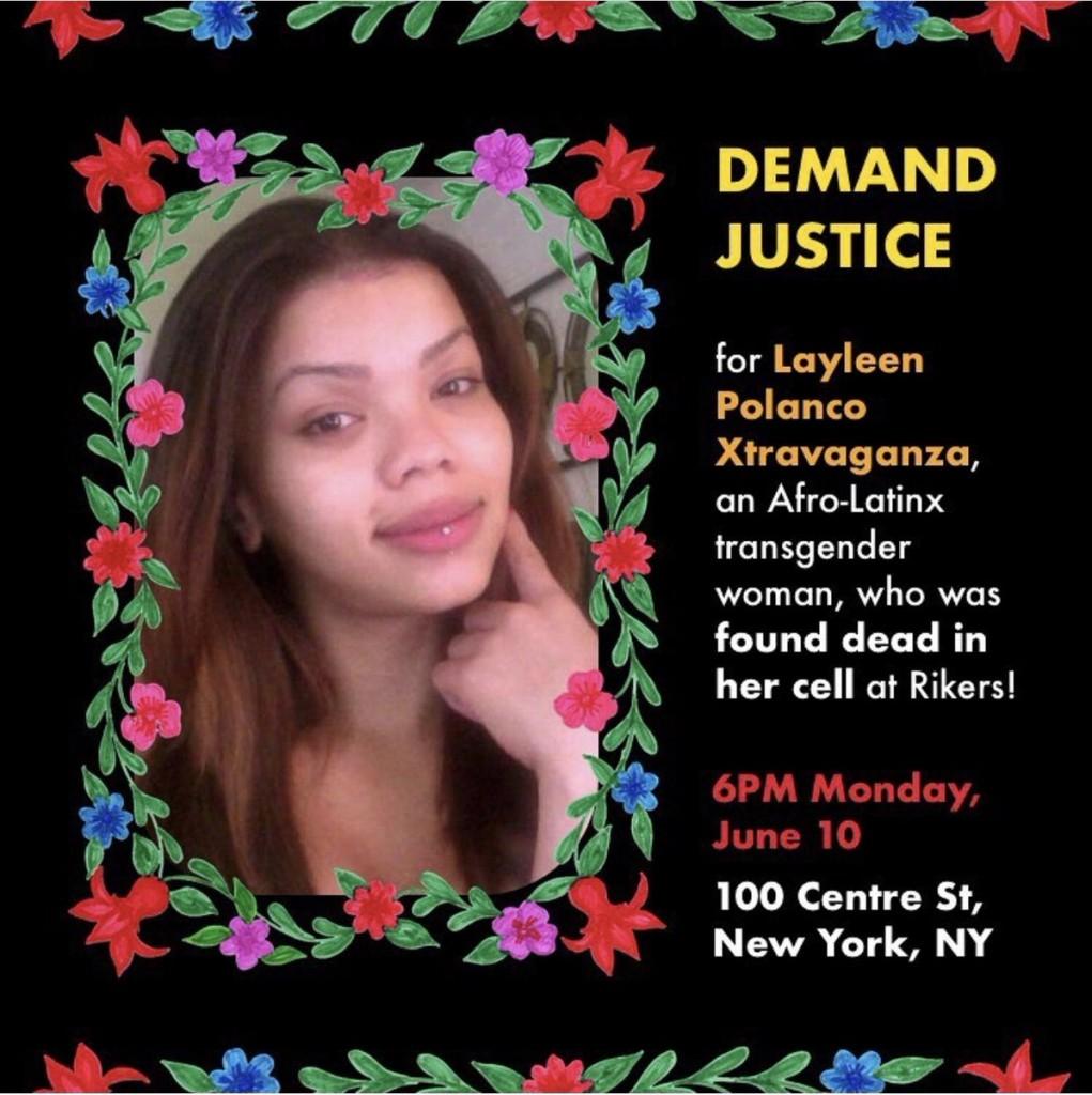 layleen poster